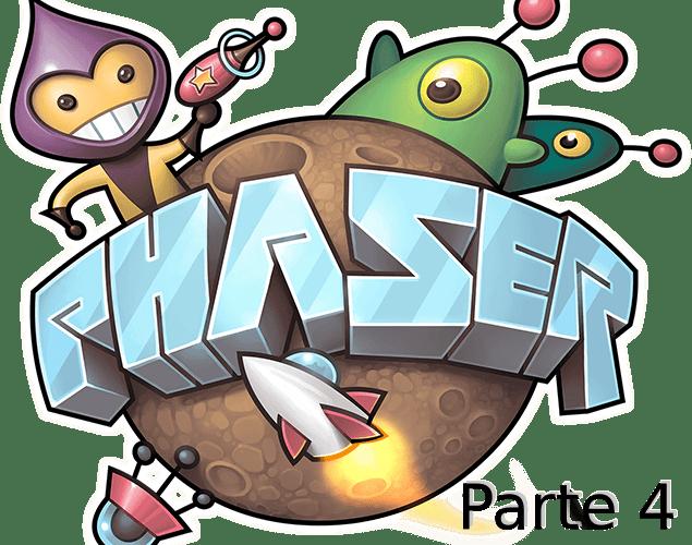 Phaser Tutorial - Parte 4