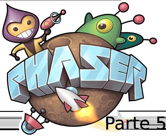 Tutorial Phaser - parte 5