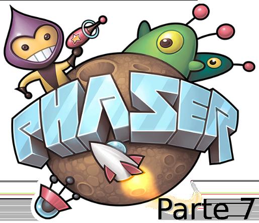 Tutorial Phaser - parte 7