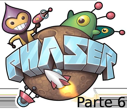Tutorial Phaser - parte 6