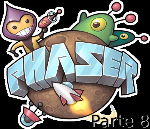 Tutorial Phaser - parte 8